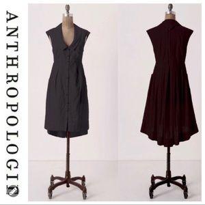 💕SALE💕Anthropologie 9-HI5 Black 4 Corners Dress